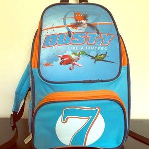 Disney Planes kids sleeping bag with backpack